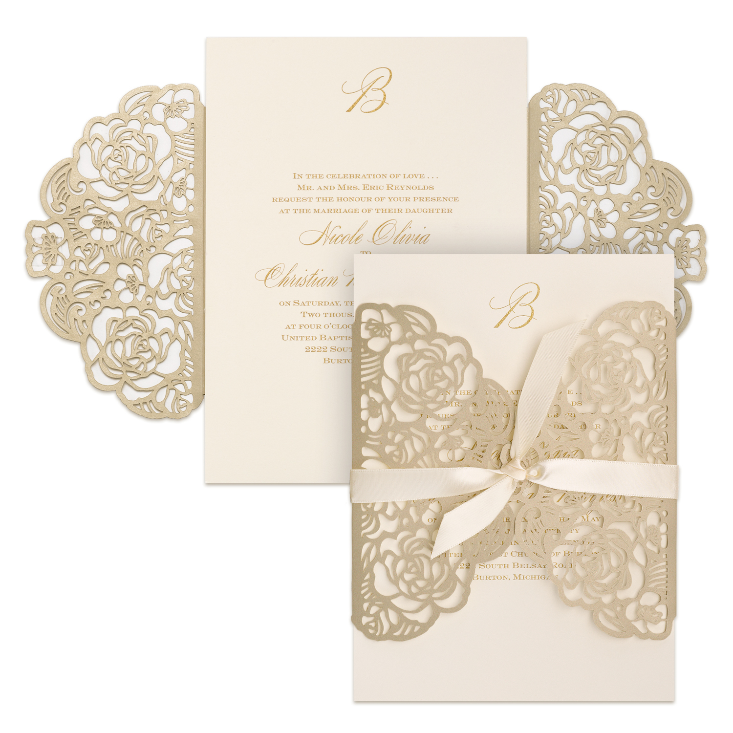 Invitations - Paperie and Co